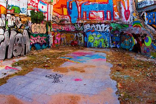 El Raval Graffiti, Barcelona