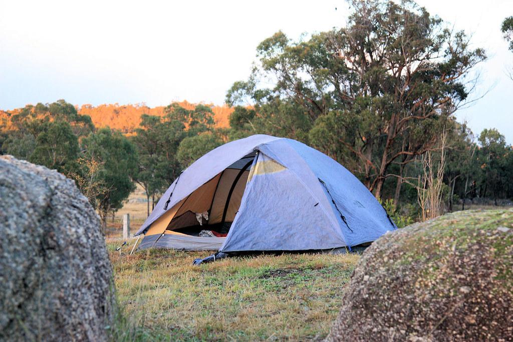Girraween camping