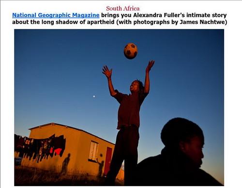 apartheid nelsonmandela alexandrafuller nationalgeographicmagazinejune2010 mandelaschildren nelsonmandelarip05122013