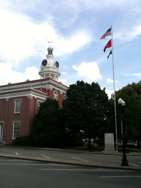 Murfreesboro Tn Courthouse V Flickr Photo Sharing