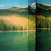 Emerald lake, Yoho National Park, Canada by porkchopsandy