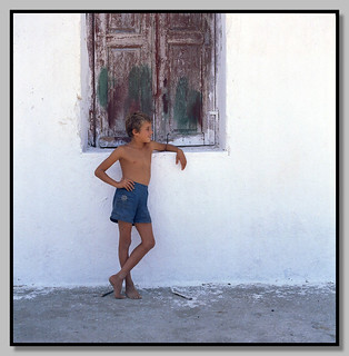Young Boy - Chios