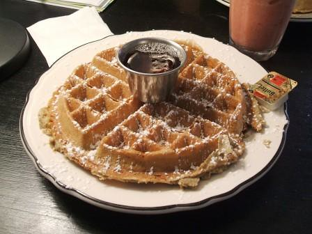 Multigrain waffle | Flickr - Photo Sharing!