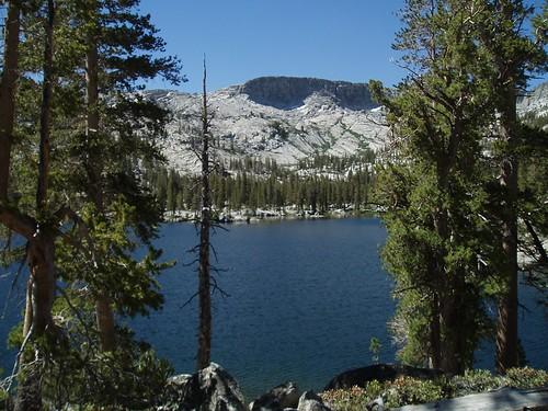 Ward Mtn Lake