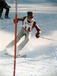Rudi @ Snowbird, UT, February 1986