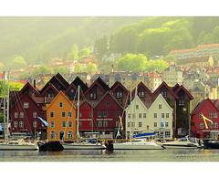 Bergen: the Hansa, Norway style