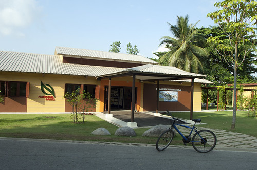 Ubin Volunteer Hub