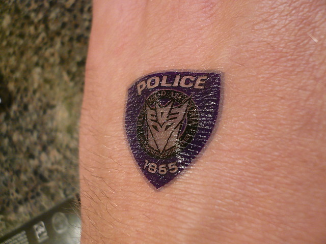 Temporary tattoos are awesome flickr photo sharing for Temporary tattoos 6 months