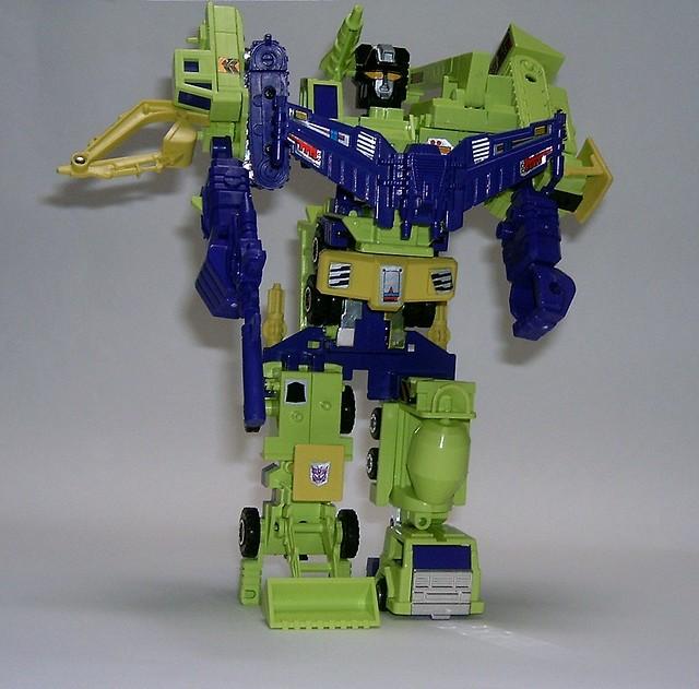 Transformers Devastator (G1)