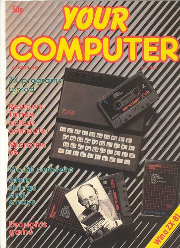 ZX81 on Your Computer magazine (Oct 1981)
