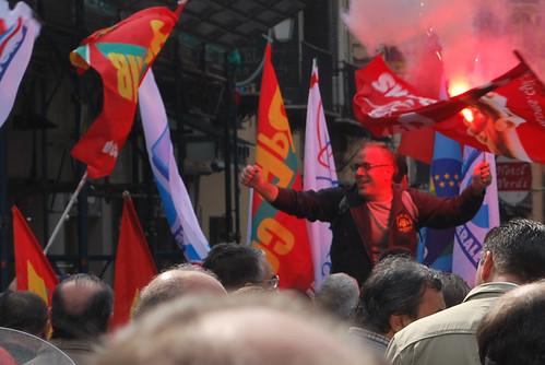 Gesip, Palermo ancora assediata dalle proteste$