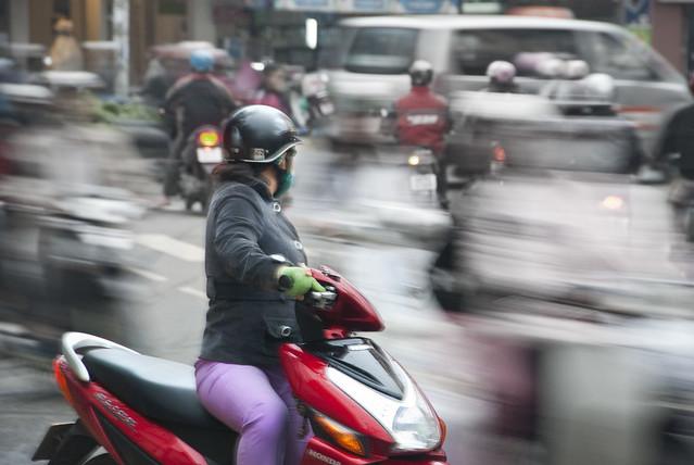 Motorbike Rush