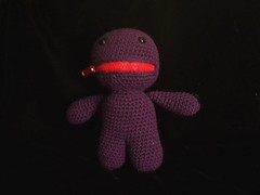 Zip-it Voodoo Doll