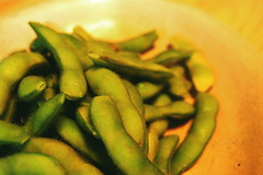 vegetable, produce, edamame, food,