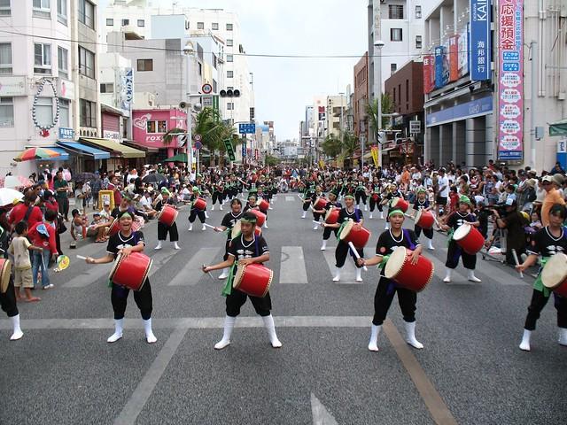 Eisa Dance Troop