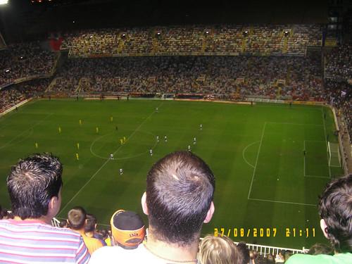 Valencia Vs Villareal 01
