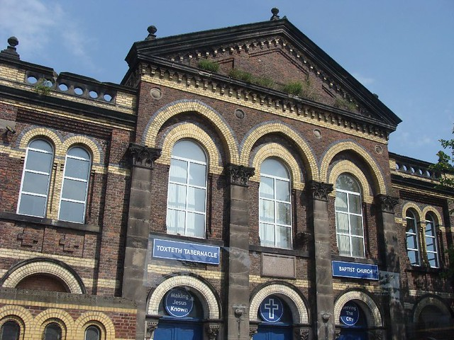 Toxteth Tabernacle.