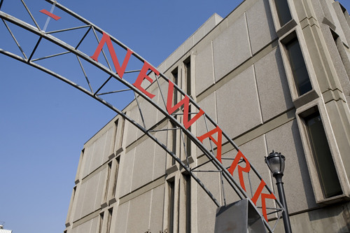Rutgers-Newark Arch