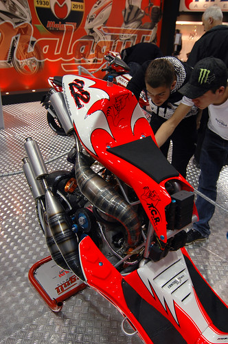 Team Cristofolini Malaguti F12 V4