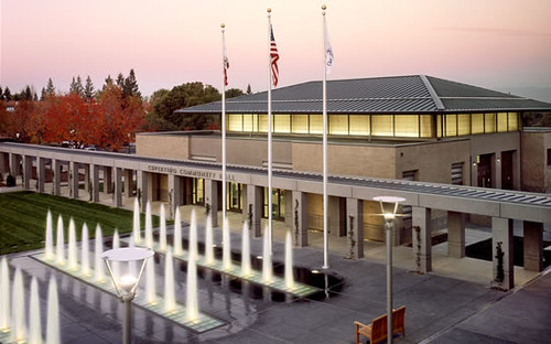Cupertino Library - Cupertino, CA