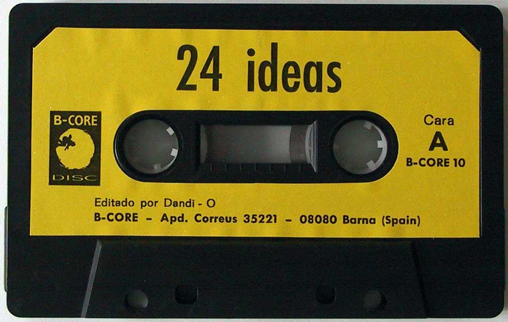 Maqueta de 24 Ideas.