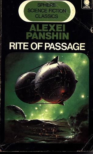 Alexi Panshin: Rite of Passage