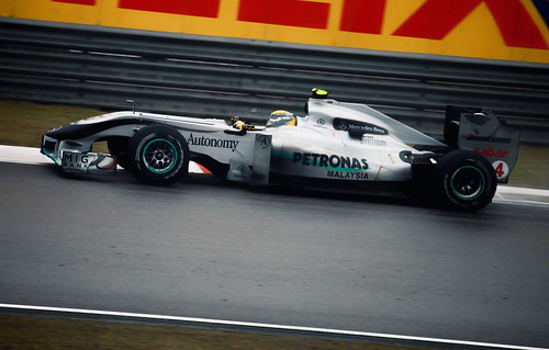 Mercedes GP - Rosberg