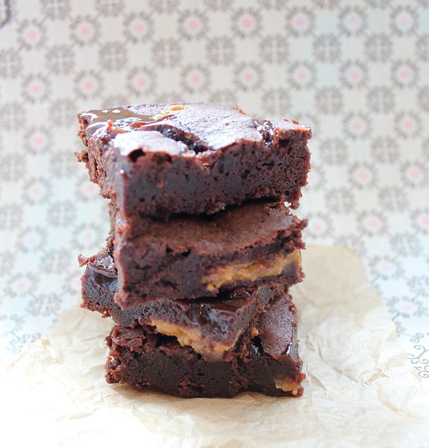Dulce de Leche Brownies | Flickr - Photo Sharing!