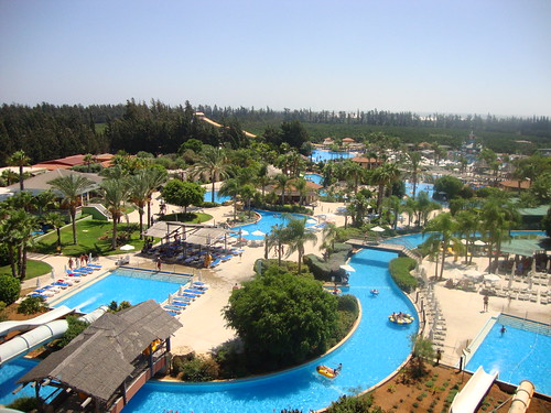 waterparks in Cyprus