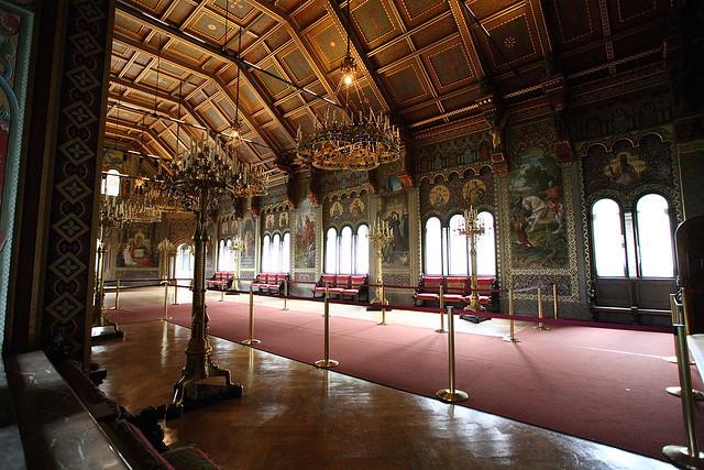 Minstrel's Hall