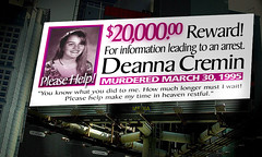 Billboard Design   $20,000.00 Reward!