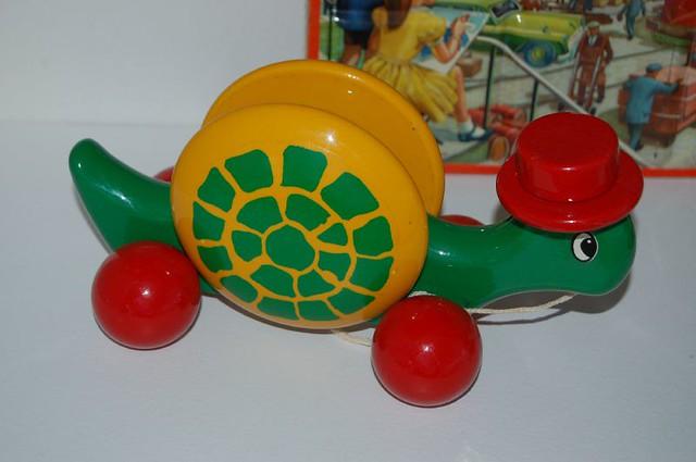 Kouvalias Wooden Toys ~ Photo