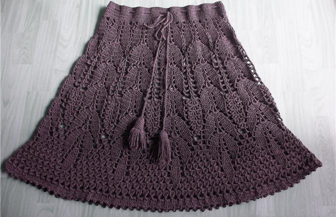 Knitting Skirt Tutorial : Hand knitted mini skirt patterns free knitting