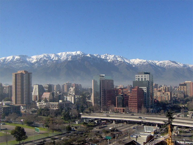 Markets in Santiago
