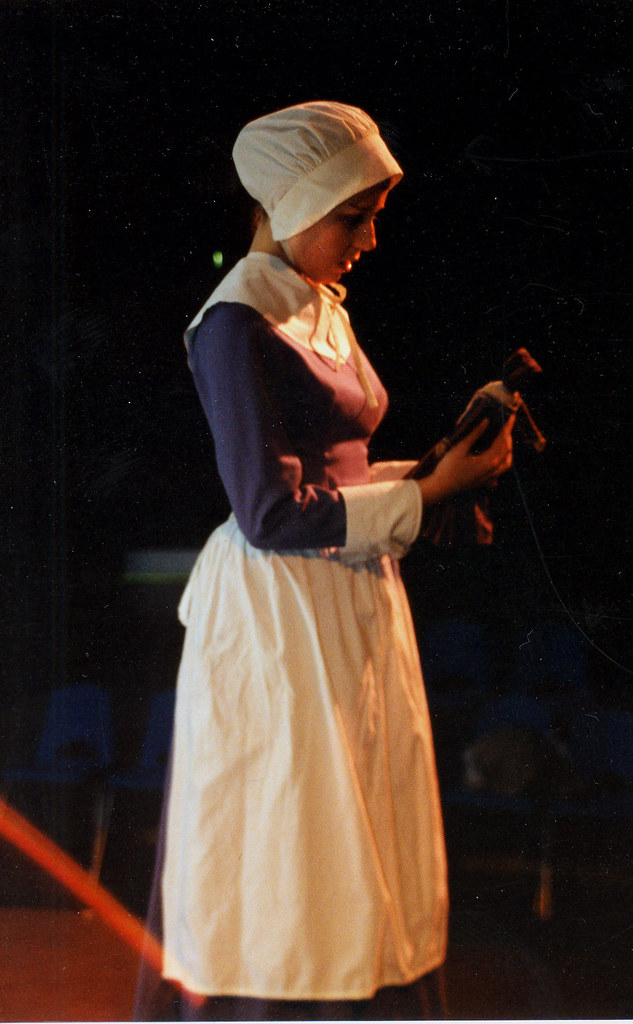 elizabeth proctor of the crucible In the crucible, john proctor is described as a farmer in his middle thirties and abigail williams elizabeth proctor urges her husband to tell the court about.