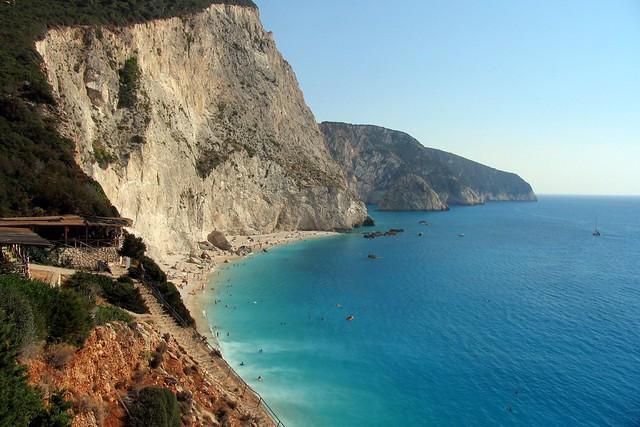 Lefkada greek islands