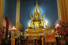 Bangkok - Marble Temple