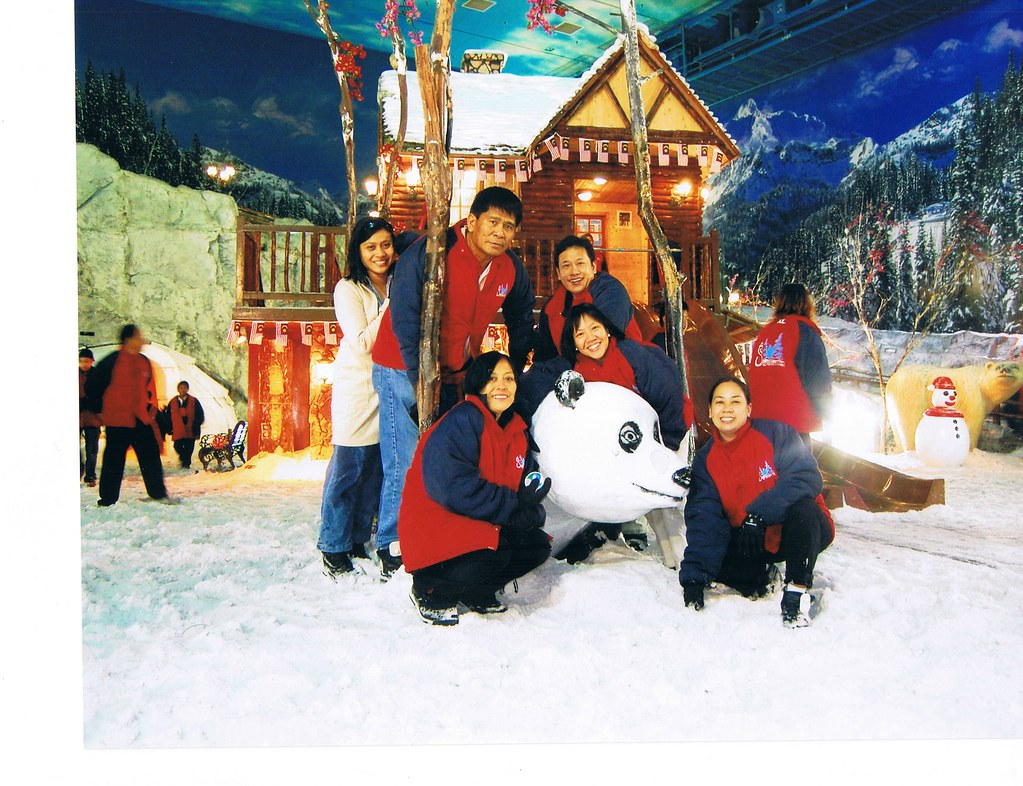 Genting Snow World