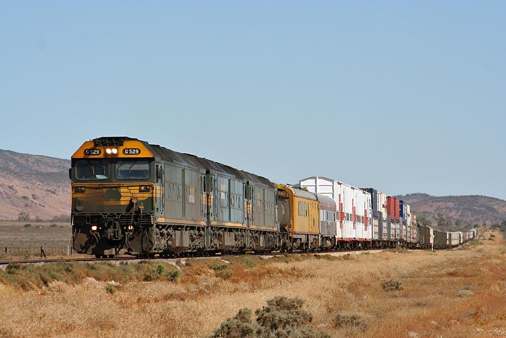 Winninowie freight by Bingley Hall