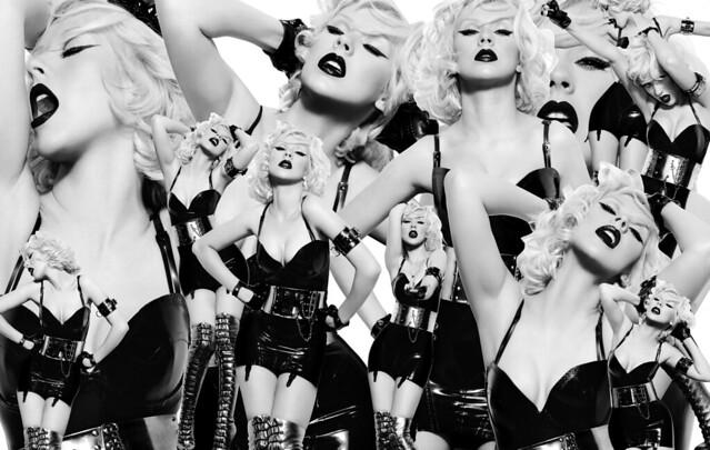 "Christina Aguilera - ""Bionic"""