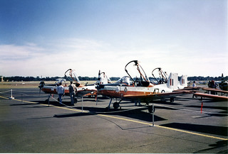 Photograph 0475 - Sale of RAAF CT4 Trainers at Bankstown Aerodrome May 1993