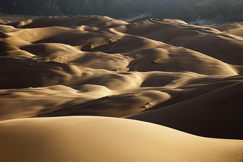 Dunescape: Great Sand Dunes, Colorado