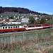 Trains Yverdon - St.-Croix (Suisse) ©Trams aux fils (Photos Alain GAVILLET)