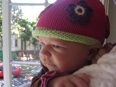 child, infant, art, pattern, clothing, knitting, beanie, hat, cap, crochet, knit cap, pink, headgear,