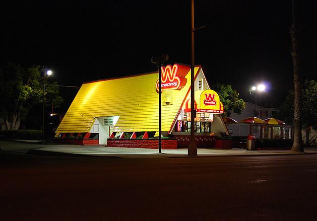 Wienerschnitzel Fast Food