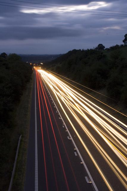traffic lights trail   Flickr - Photo Sharing!