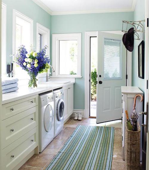 pretty-contemporary-laundry-room-design | Explore ...love ...