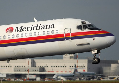 Meridiana was my airline until a week ago... :-)