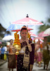 Lao new year in Luang Prabang - Laos