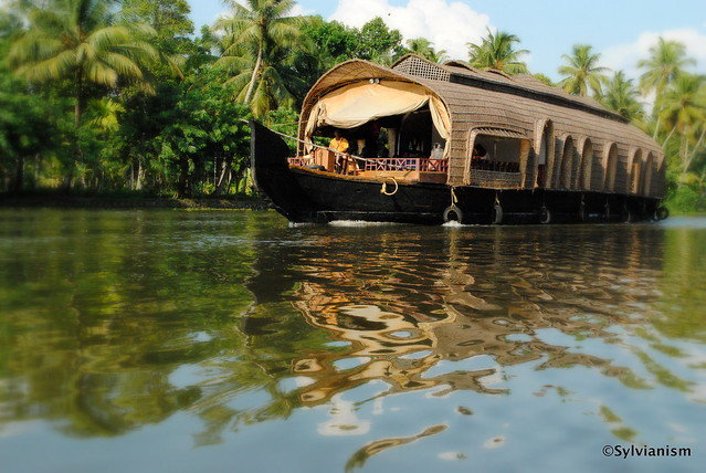Houseboat of Kerala